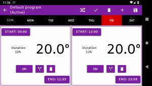 The Thermostat App 6